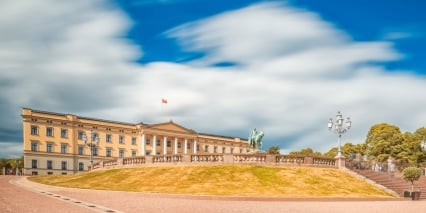 Royal Palace, Oslo