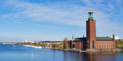 Stockholm City Hall, Sweden