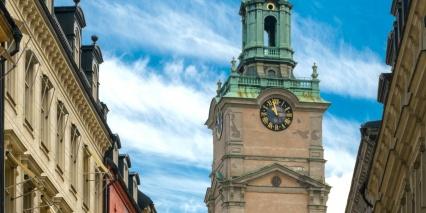 Stockholm Cathedral, Sweden