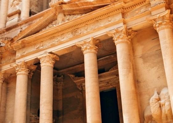 Flamboyant East  Jordan Travel Guide