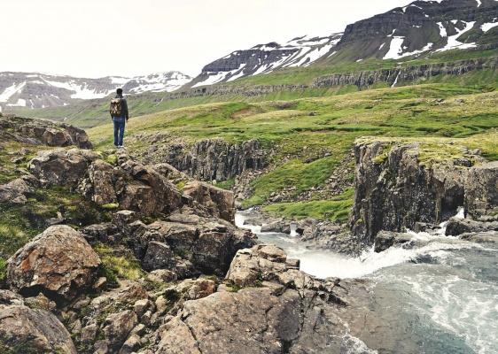 Iceland Tourist