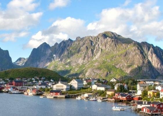 Lofotens, Norway