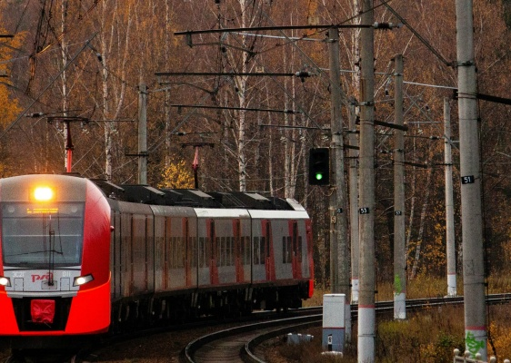 Popular Train Routes in Russia