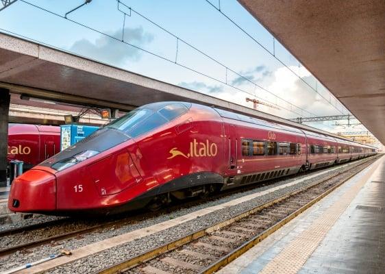 Italotreno Train