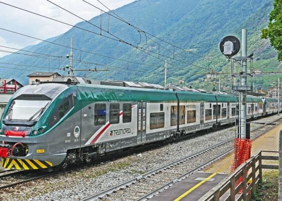 Trenitalia Train