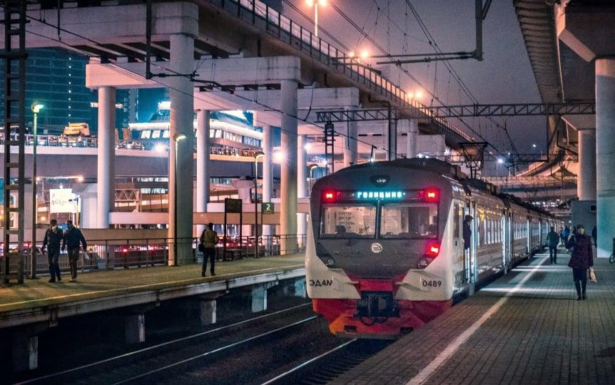 Popular Train Routes in Russia