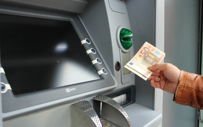 ATMs in Italy
