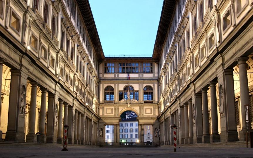 Florence Uffizzi Gallery