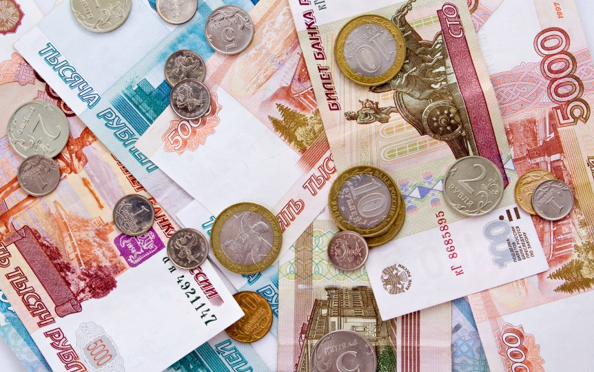 Currency in Russia