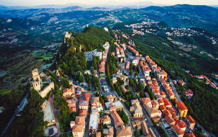 Smallest Countries in Europe: San Marino