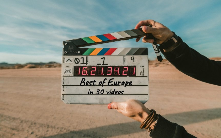 Best of Europe in 30 Videos