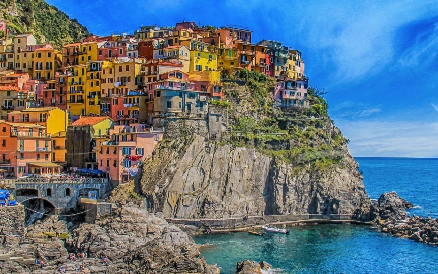 Italy's Charming Cinque Terre Towns