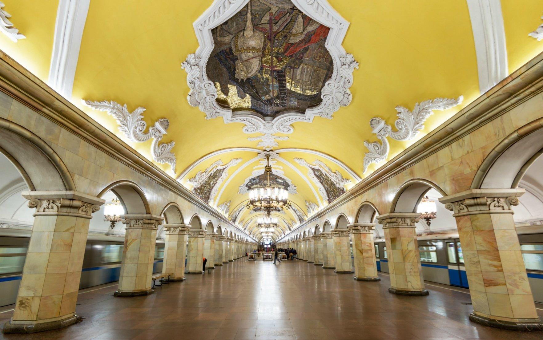 Russia Public Transport System