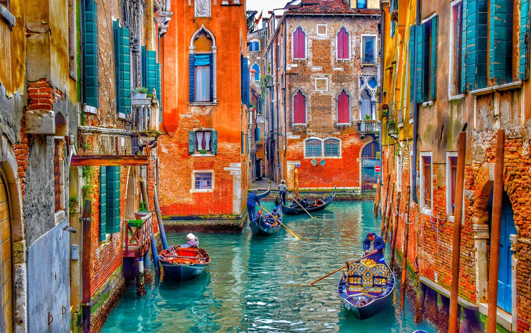 Venice. Best of Italy tour