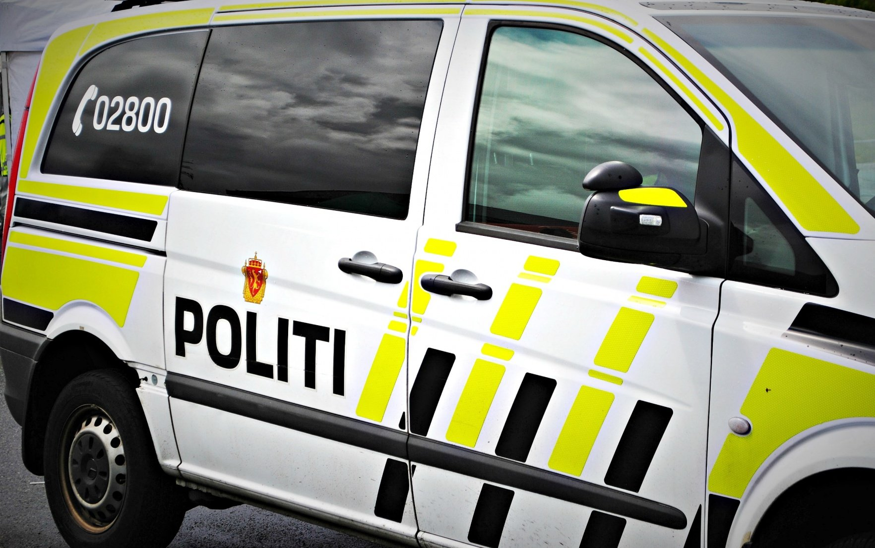Norway Police car
