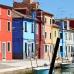 Burano Island, Venice, Italy
