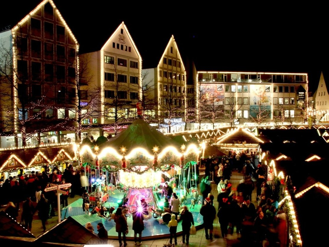 Christmas Gardens in Germany