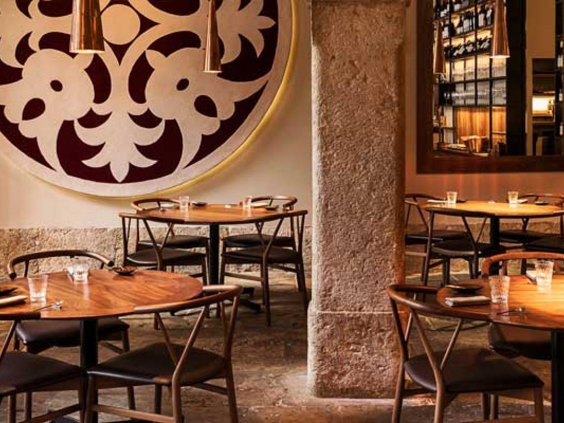 Alma Restaurant, Lisbon