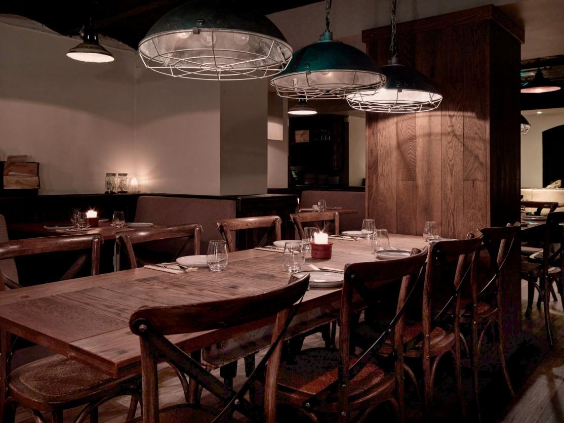 Bare Vestland Restaurant, Bergen