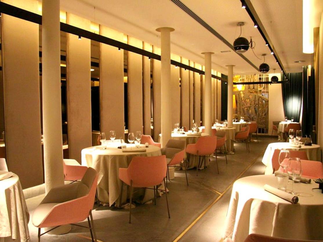 Etxanobe Atelier Restaurant