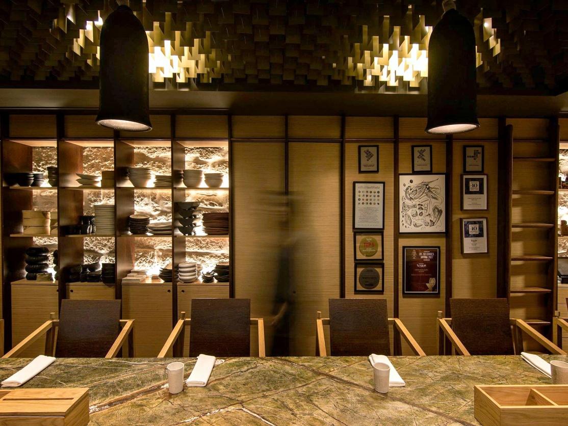 Euskalduna Studio Restaurant