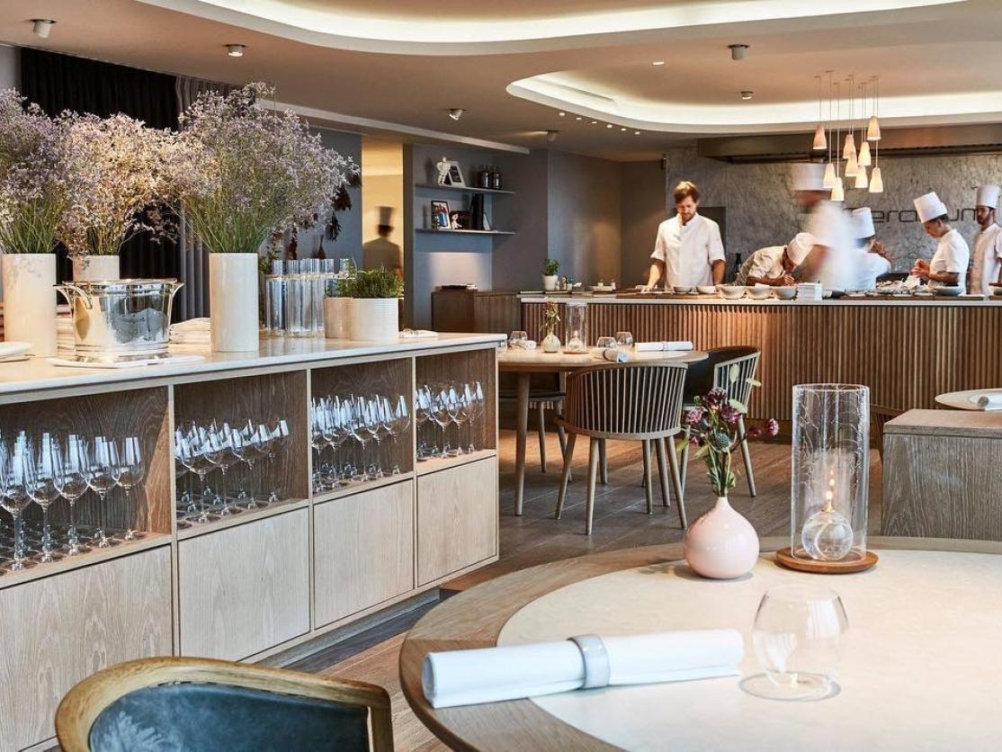 Geranium Restaurant, Copenhagen