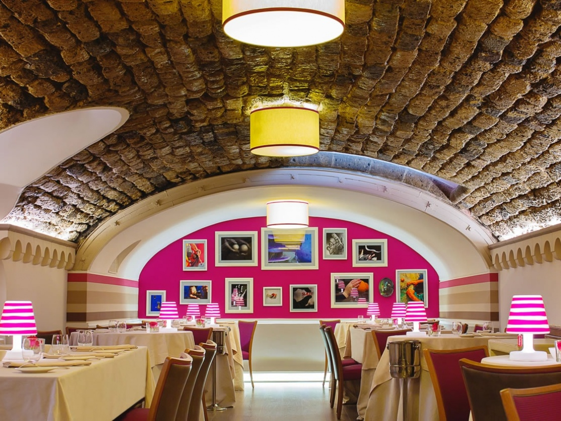 Il Buco Restaurant, Sorrento