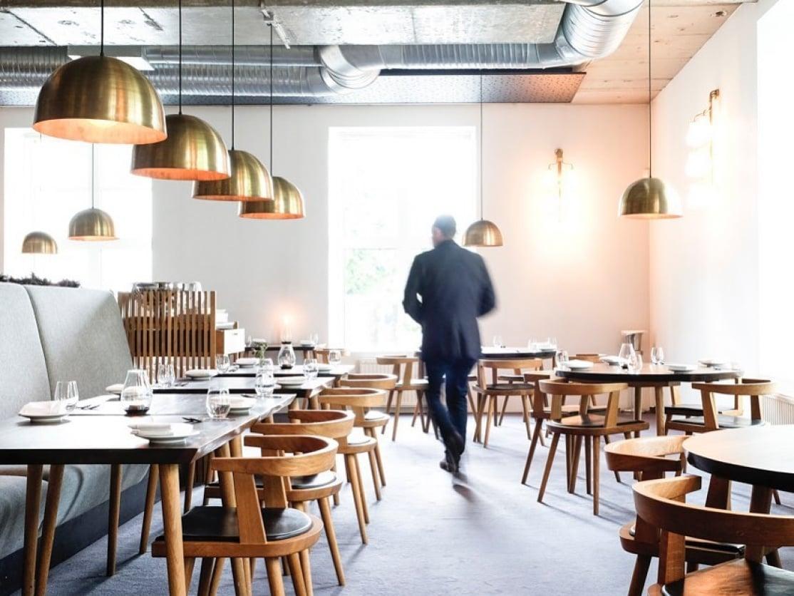 Lysverket Restaurant, Bergen