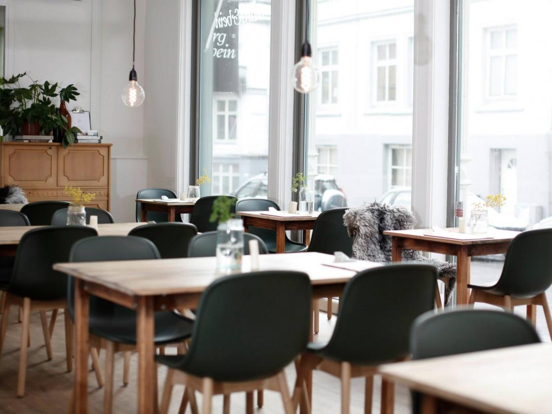 Marg & Bein Restaurant, Bergen