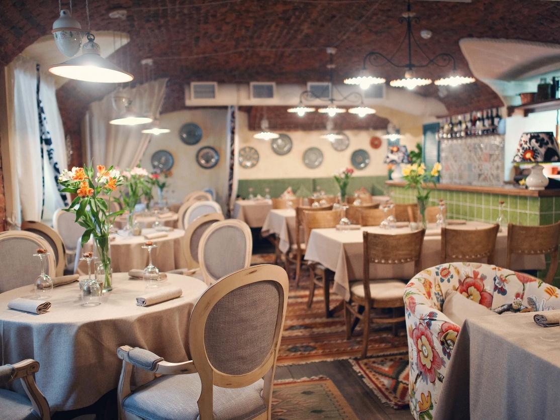 Mindal Restaurant, St. Petersburg