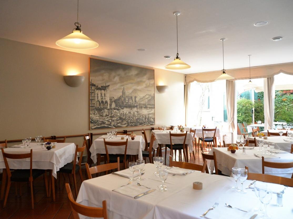 Osteria L'Angolo del Silenzio Restaurant, Como