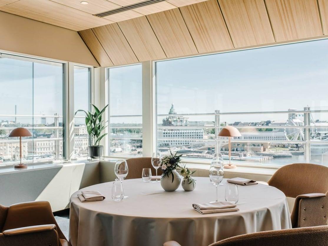 Palace Restaurant, Helsinki