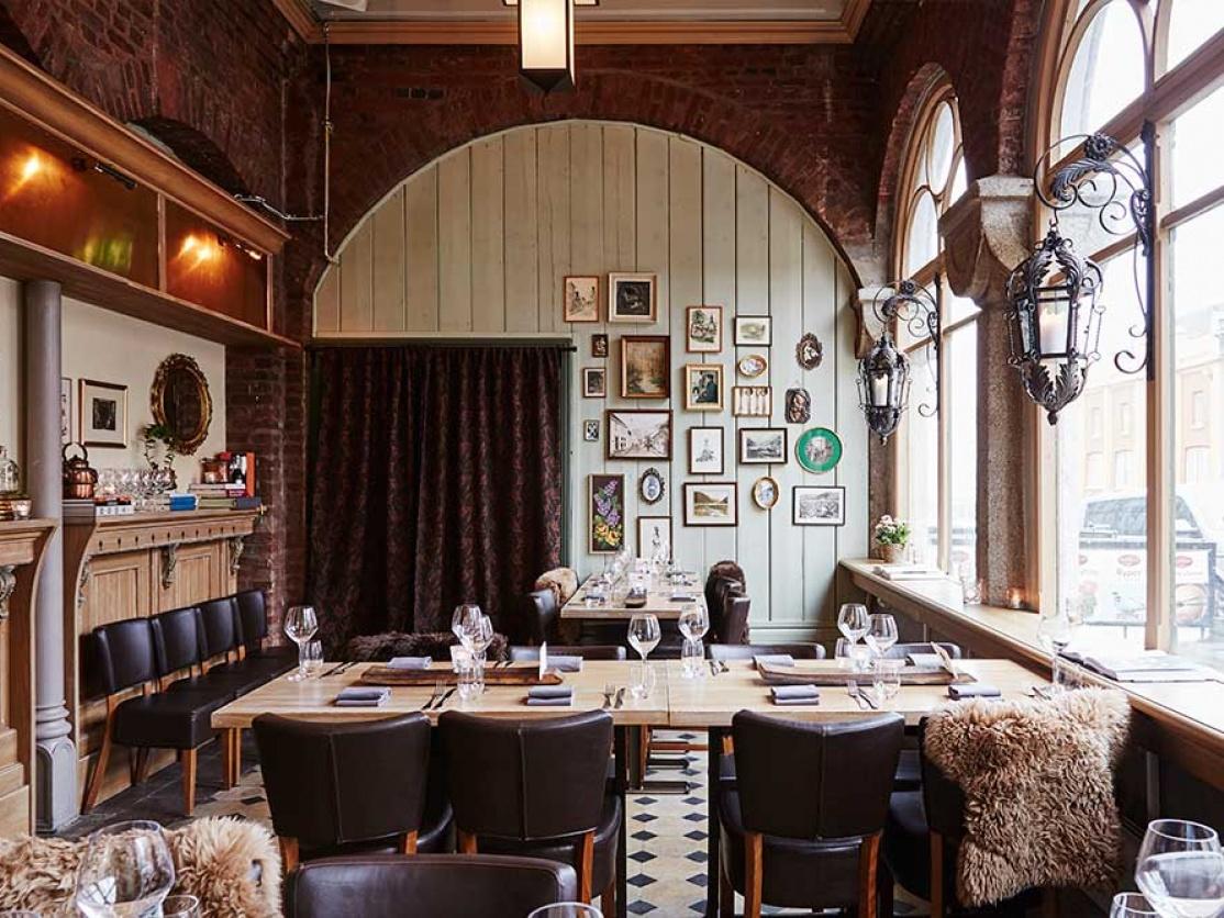 Restaurant 1877, Bergen