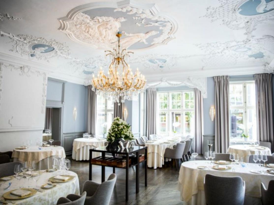 Statholdergaarden Restaurant, Oslo