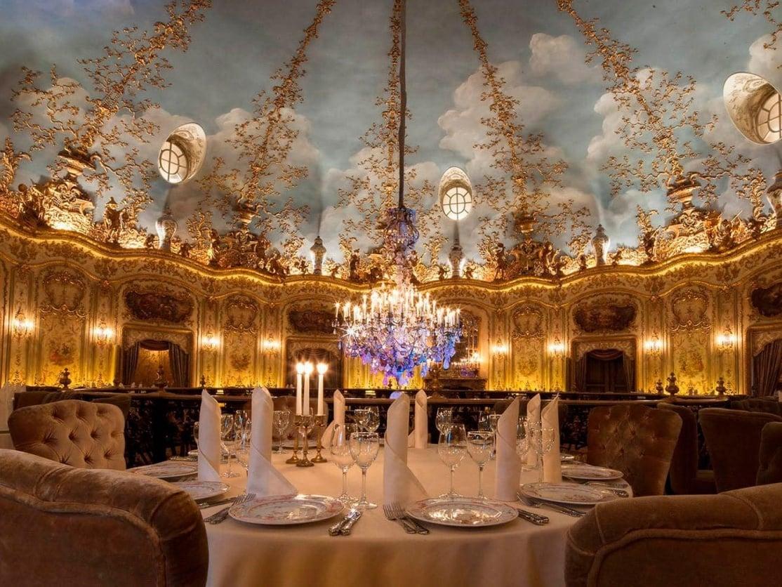 Turandot Restaurant, Moscow