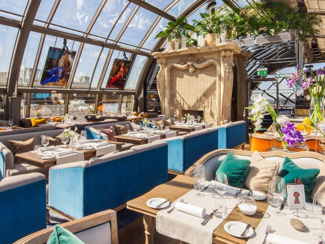 White Rabbit Restaurant, Moscow