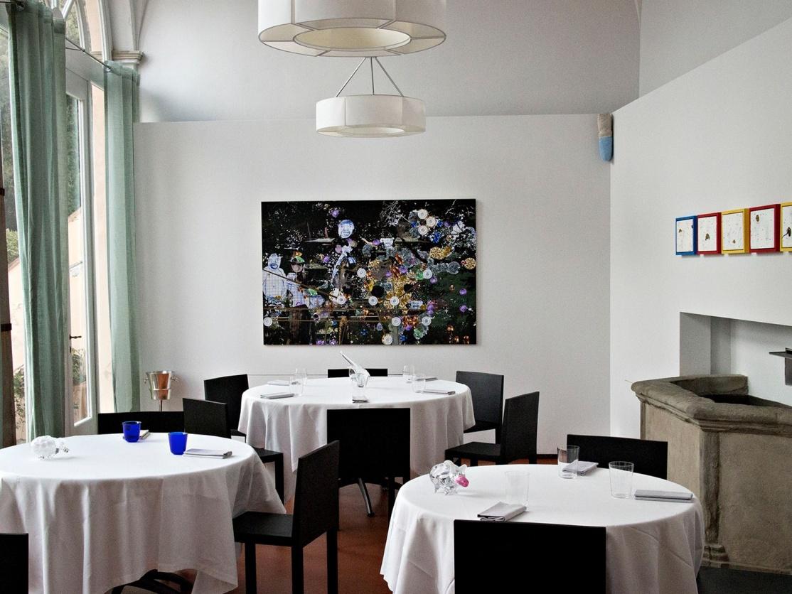 La Leggenda dei Frati Restaurant, Florence