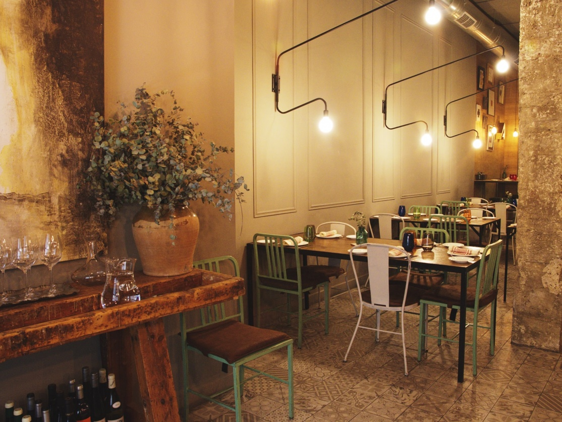 Askuabarra Restaurant, Madrid