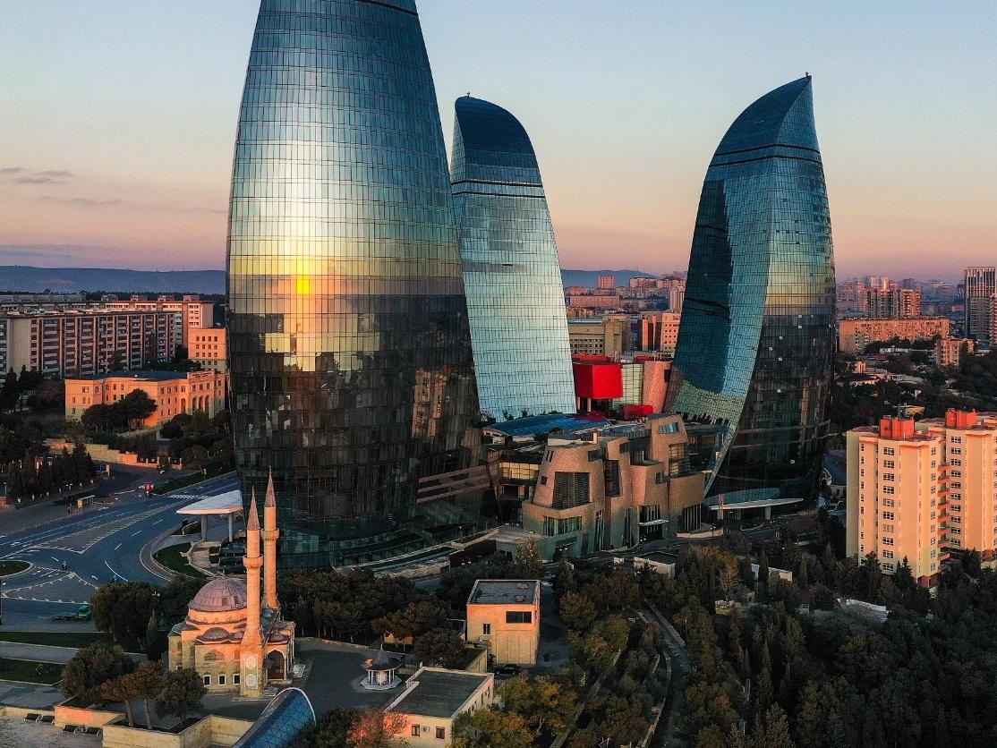 Azerbaijan panorama