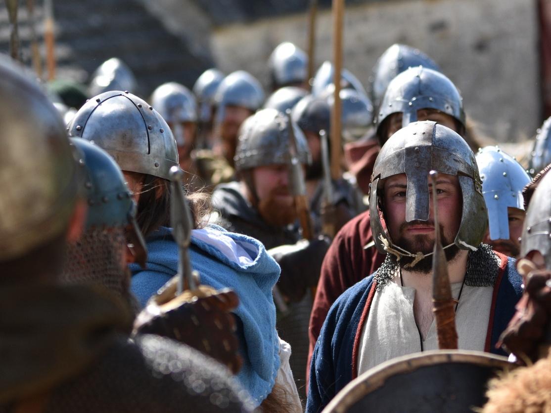 Viking Festival in Norway