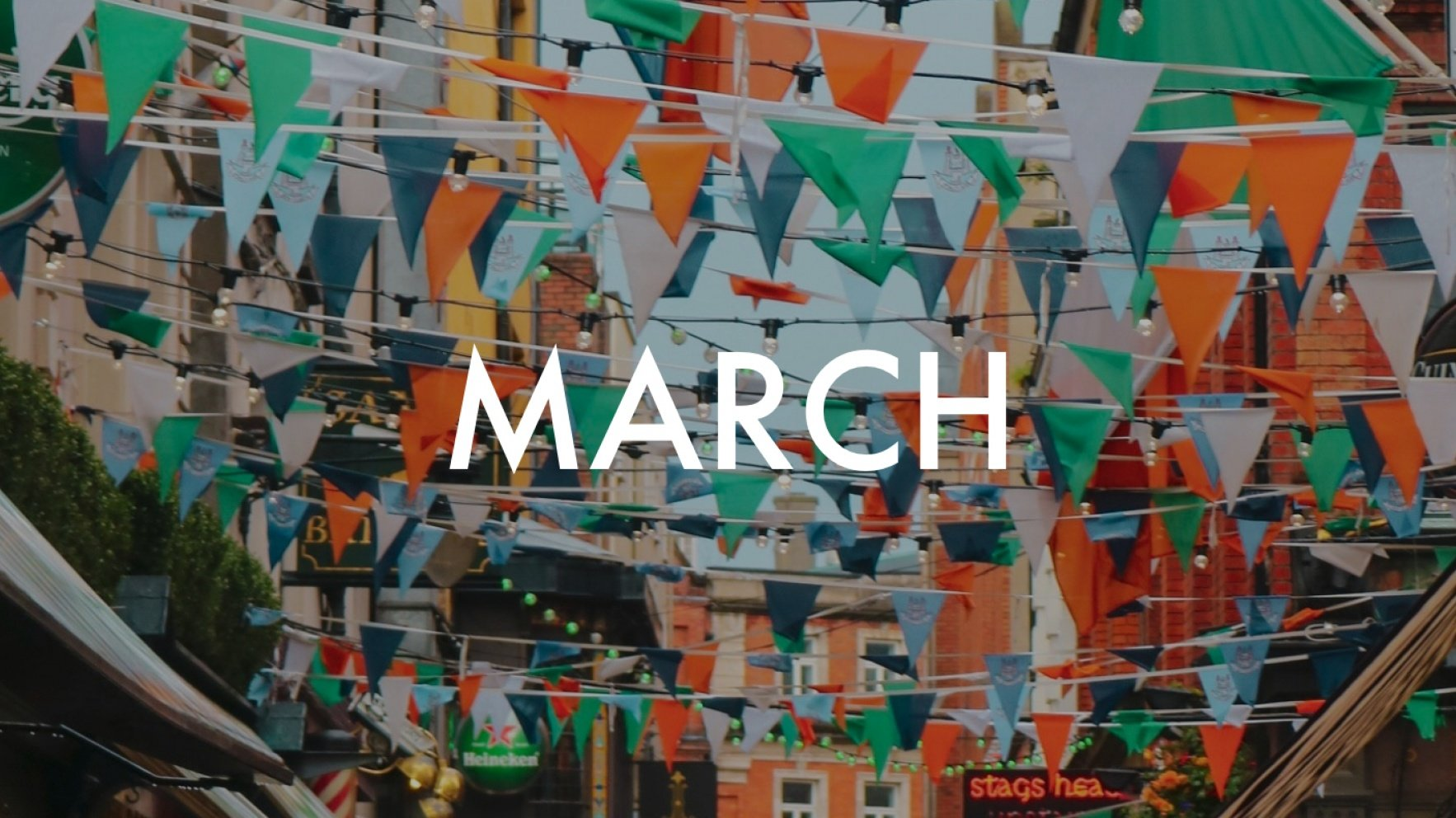 European Celebrations in March