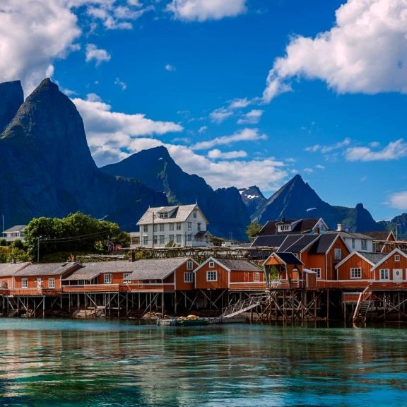 10-day Tours to Scandinavia