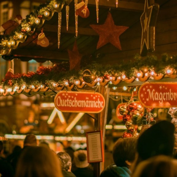 Germany Christmas Market Tour