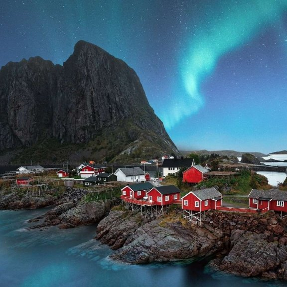 Lofoten, Northern Europe