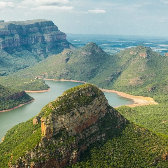 The goregeous landscapes of South Africa