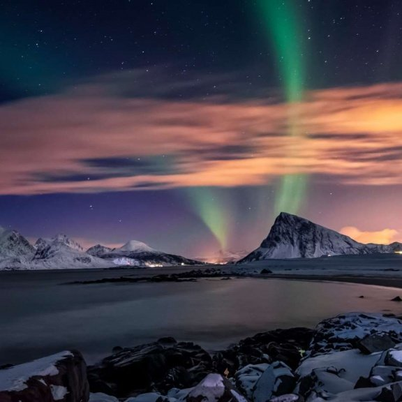 Adventure Tours to Iceland Northern Lights