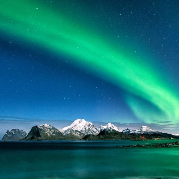 Northern Lights Trips to Norway