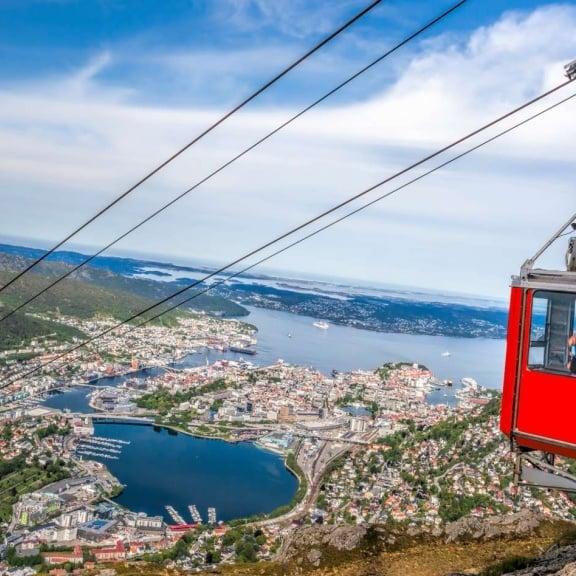 Oslo to Bergen Norway Tours