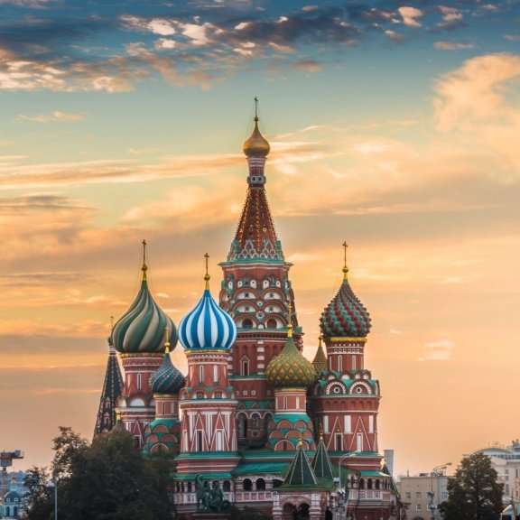 Tours to Russia & Vacation Packages