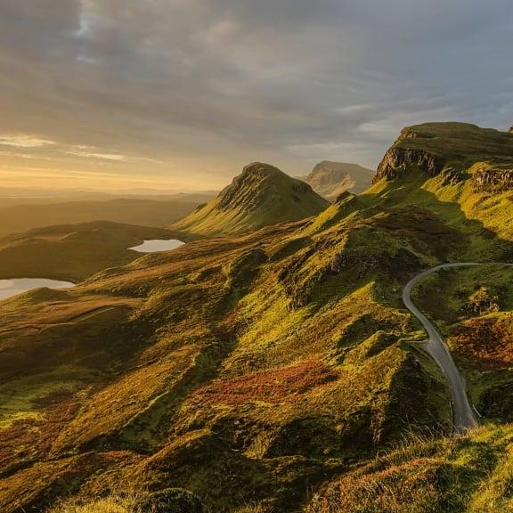 Tours to Scotland's Isle of Sky